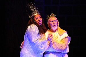 From SPAMALOT, Summer 2015